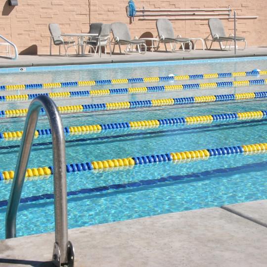 Analise de agua de piscina