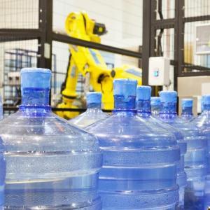 Analise de agua mineral