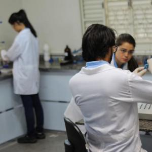 Laboratorio de analise ambiental em bh