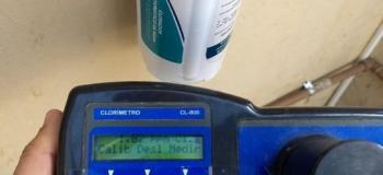 Clorador de pastilhas preço