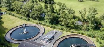 Laboratorio de análise de água e efluentes