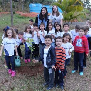 Atividades sustentáveis com crianças na escola e em casa
