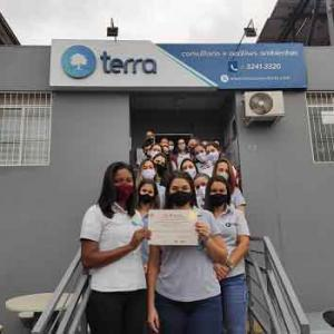 Rede Metrológica de Minas Gerais renova o reconhecimento de competência da Terra